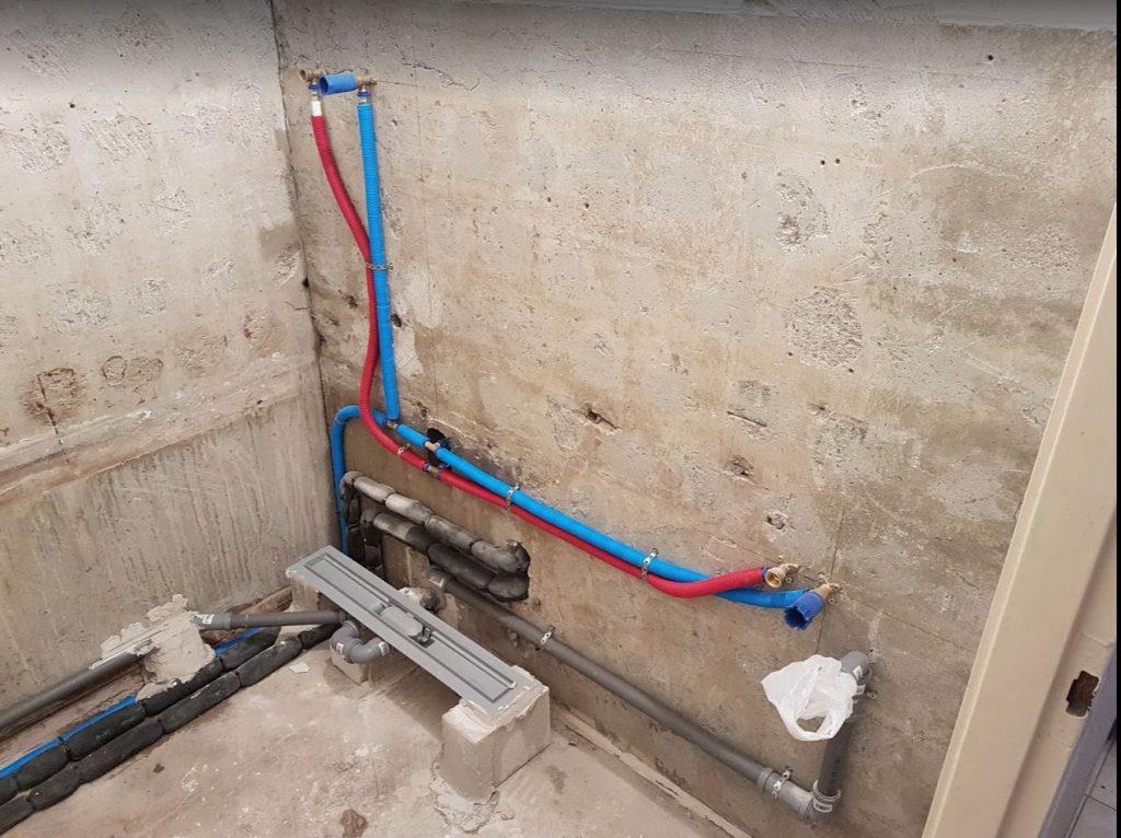Lakásfelújítás és vízszerelés